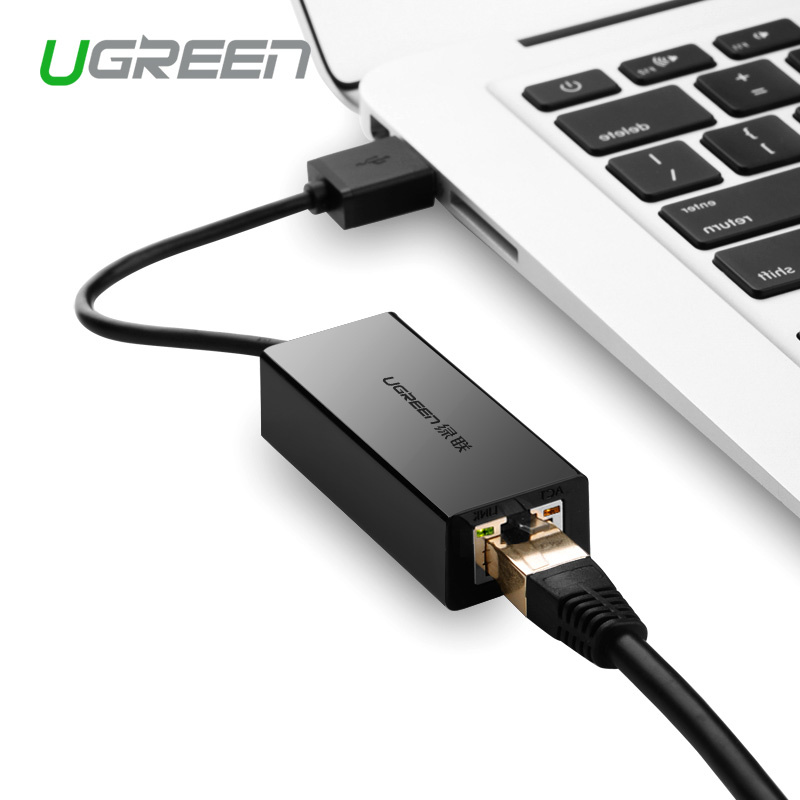 Ugreen USB 3.0 gigabit ethernet adapter USB to rj45 lan network card for Windows 10 8 8.1 7 XP Mac OS laptop PC Chromebook Smart(China (Mainland))