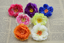 5cm Floral silk wedding flowers screen flowers  simulation flower artificial flower small rose(China (Mainland))