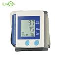 Intelligent Automatic Wrist digital LCD blood pressure monitor portable Tonometer Meter blood pressure meter oximetro de
