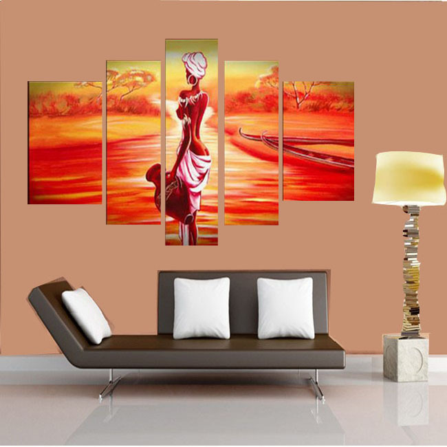 African Wall Paintings