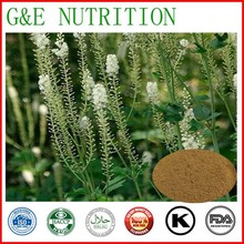Factory Supply Certified ISO Black Cohosh Root Extract Powder Extract 100g(China (Mainland))
