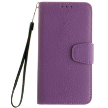 Lichee Pattern PU leather carcasa Cases Samsung Galaxy J3 J300 Filp Cover Stand Phone bags edge cover double magnet buckle - Shenzhen JIA XIN technology Co.,Ltd store