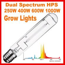 Free Shipping Dual Spectrum HPS High Pressure Sodium Bulb Grow Light Lamp 250W Watt Hydroponics Horticulture Greenhouse(China (Mainland))