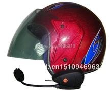 Bluetooth Intercom Motorcycle Helmet Interphone & Bluetooth Motorcycle Interphone Bluetooth Helmet Intercom(China (Mainland))