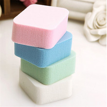 Hot!4pcs Color Makeup Foundation Sponge Cosmetic puff Blender Blending Puff Flawless Powder Smooth Beauty Cosmetic makeup tools