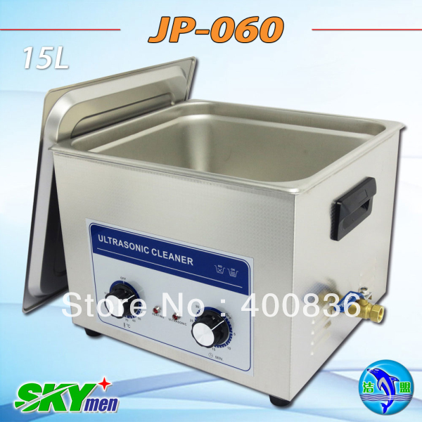 15L-Skymen ultrasonic cleaner JP-060(big tank with basket)(China (Mainland))