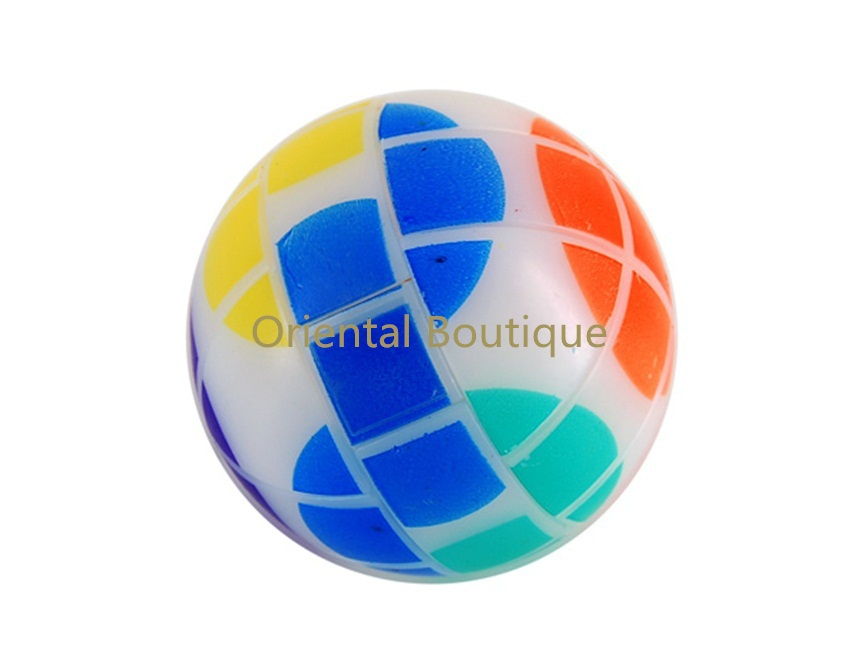 Sphere Ball Shaped IQ 3D Funny Magic Round Cube Toys(1 lot=10 pieces)(China (Mainland))