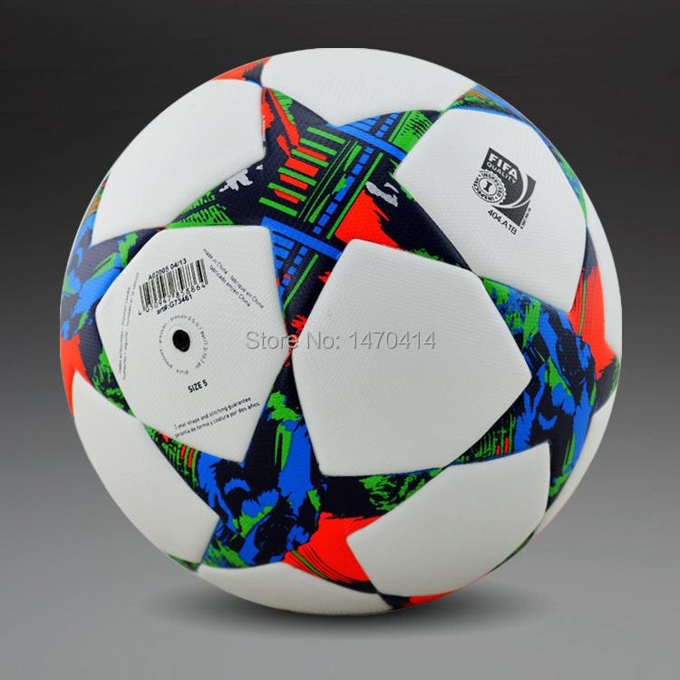 new soccer ball