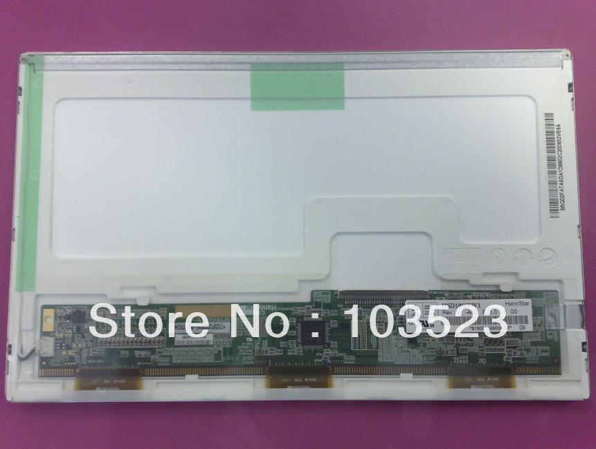 New 10.0'' Laptop LED screen HSD100IFW1-A00 HSD100IFW1 HSD100IFW4 for ASUS Eee PC 1000 series(China (Mainland))