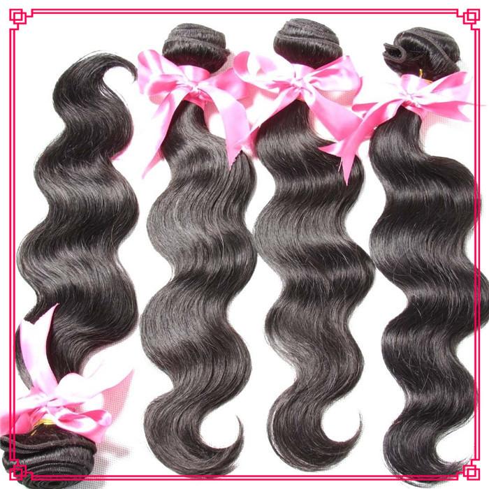 100% Premium Brazilian Virgin Hair Weave Body Wave 4 Bundles Pack 400gram 10-28inch Natural Color Unprocessed Human Hair <br><br>Aliexpress