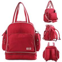 Brand Quality High-Capacity Mummy Diaper Bag Organizer Baby Bag Mum Maternity Nappy Bags Baby Travel Bag Backpack Waterproof (China (Mainland))