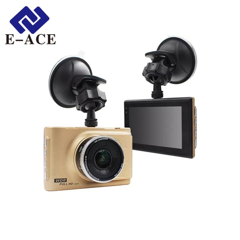 E-ACE Original Novatek Chip Mini Car Dvr Full HD 1080P Digital Video Recorder Dash Camcorder Camera Registrator Night Vision(China (Mainland))