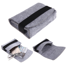 """High Quality 2pcs 2.5"""" Mini USB Hard Drive Disk HDD Carry Case Cover Pouch Bandage Bag for PC Laptop Free Shipping(China (Mainland))"""
