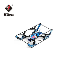 WLToys Q919 Tank UFO Racing Drone Air And Land Two Modes Birthday Gift For Children