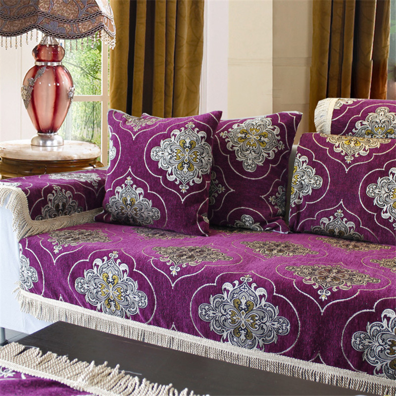 Fabric corner sofa reviews online shopping fabric corner for Purple chenille sofa