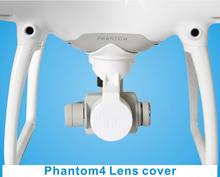 F18664 Camera Lens Cover Cap Hood Protective Case Protector Guard for DJI Phantom 4 Phantom4 Profession 4K Quadcopter Drone