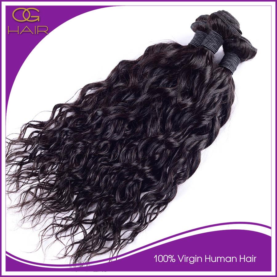 10pcs 6A Natural Wave Raw Indian Wavy Hair Natural Back Remy Human Hair Extensions Top Quality Rosa Hair Products Free Shipping(China (Mainland))