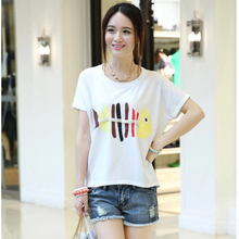 Summer T shirts Women