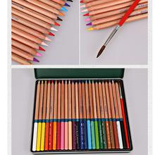 24/36/48/72 Marco 3120 Raffine 72 pcs Colored Pencils Colored Pencil Lapis De Cor Profissional Iron Boxed Lapis de Cor School(China (Mainland))