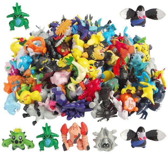 48 шт./лот Minifigures 2-3 см Pocket Monster Пикачу Pokeball Аниме Фигура Игрушки Eevee Espeon Umbreon Вапореон Glaceon Статуэтки
