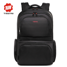 Tigernu Brand Large Capacity Student Backpack School Bags for Teenager Boys Girls College Multi-Function Laptop School Backpacks(China (Mainland))