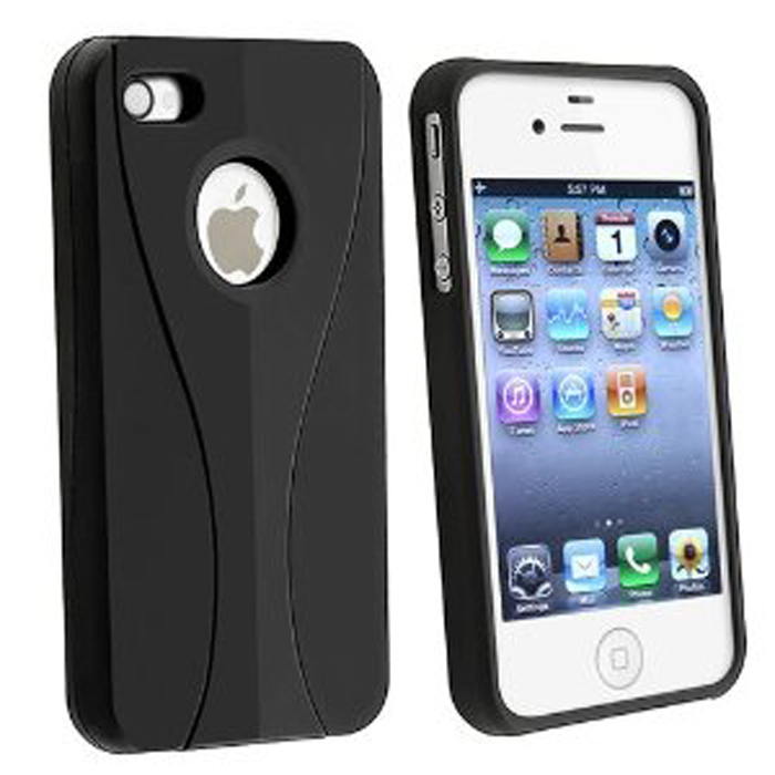 Good Sale Binmer1pc New 3-Piece Series Hard Case Cover For Apple iPhone 4 4G Verizon & AT&T Free shipping Jun 20(China (Mainland))