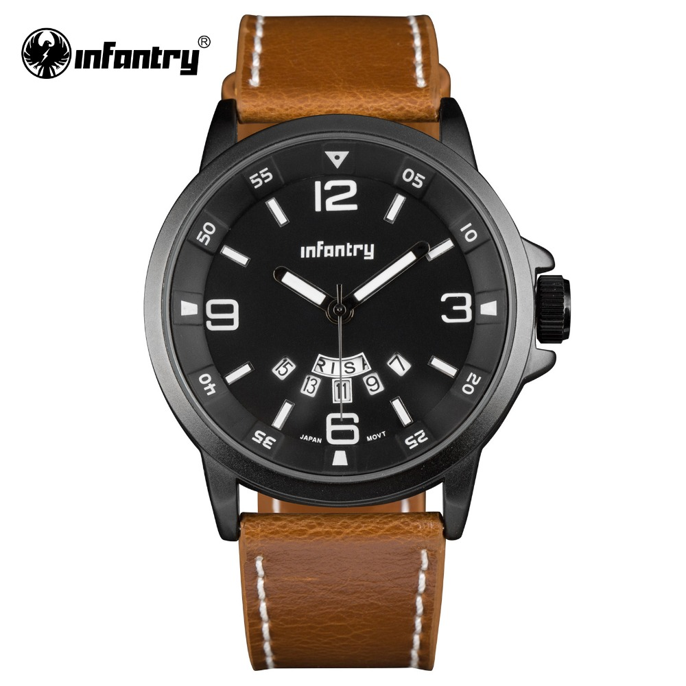 aliexpress buy infantry 2016 mens watches top brand