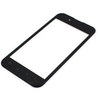 Black Replacement LCD Screen Digitizer Glass Repair For LG P970 Optimus