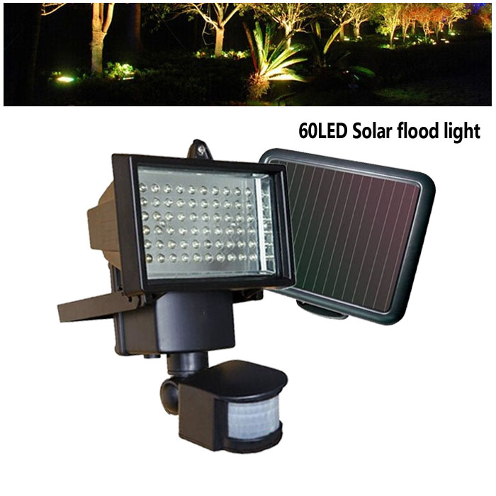 Solar lamp led flood light outdoor waterproof lamparas for Focos led exterior 50w