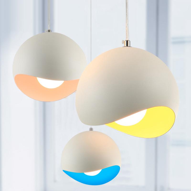 Hanglampen Keuken : Art gekleurde hanglampen keuken restaurant ...