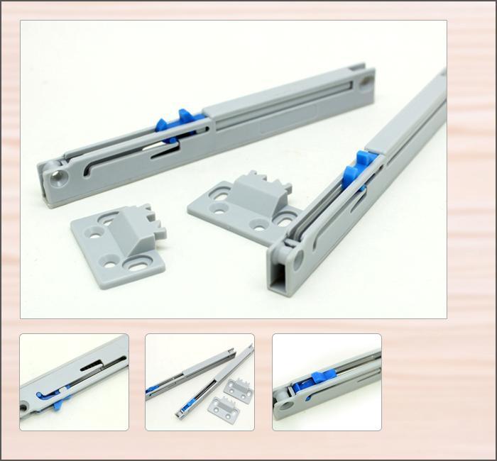 4PCS Drawer Slide Soft Close Damper Cabinet Adapter Slides Glides Sliding Track Temax Furniture Buffer M802(China (Mainland))