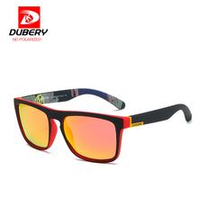 Buy DUBERY Mirror Polarized Sunglasses Men Aviation Driving Shades Male Sun Glasses Men's Retro Luxury Brand Designer Oculos for $8.53 in AliExpress store