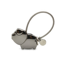 Piggy chaveiro jóias chaveiro bolsas de pinos acessórios Do Carro pingente de chave e Anima cadeia bolsa amantes pequeno presente olá kitty cc(China)