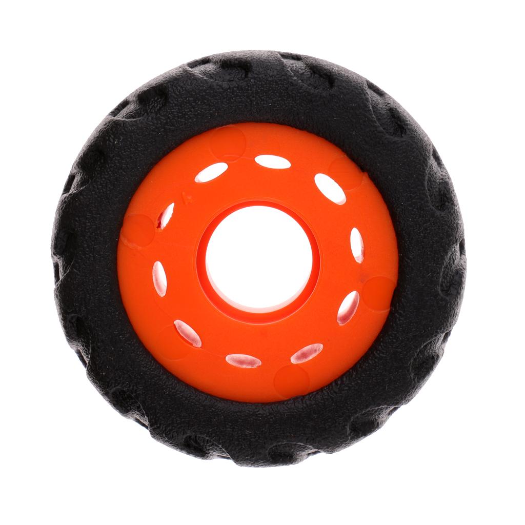 New Longboard//Mountainboard PU Rubber Wheel 70mm 75A Durable Wearproof