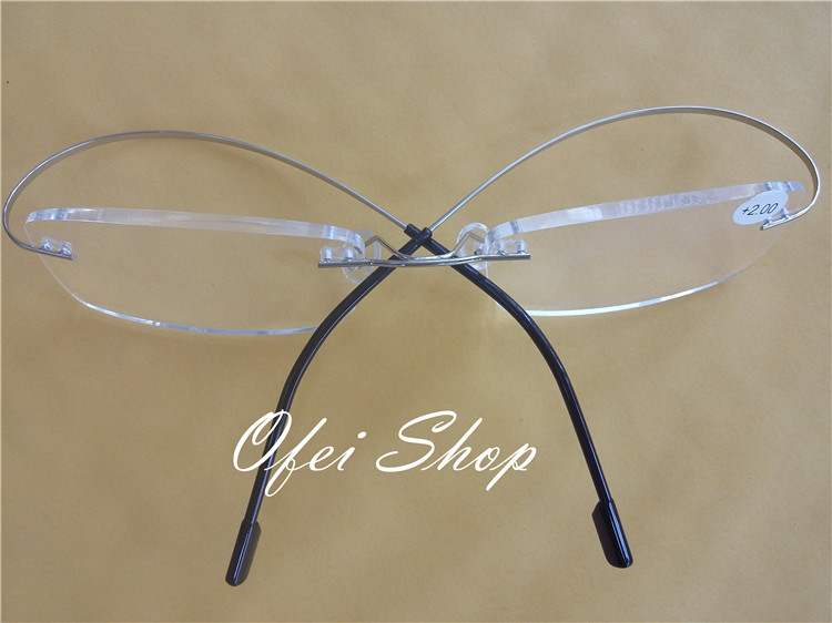 f3d4a71d7a16 Rimless Frameless Reading Glasses | United Nations System Chief ...