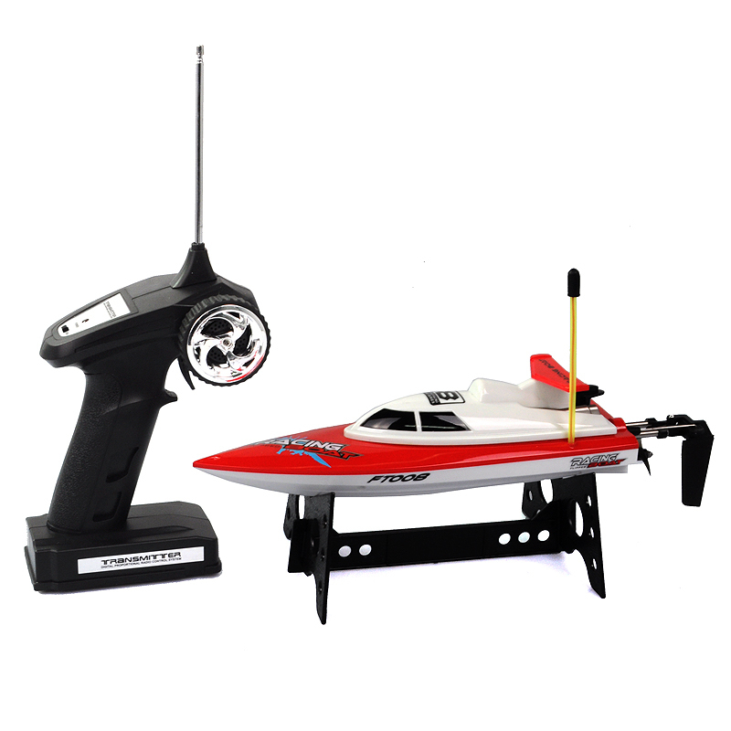 GPToys SpeedBoat 15km/h Remote Control Boat mini Boat RC Toys mini High Speed Boat Green / Red(China (Mainland))