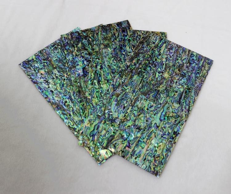 140*240mm 0.8mm thick top grade abalone shell paua shell laminate sheets shell paper furniture inlay guitar accessories(China (Mainland))