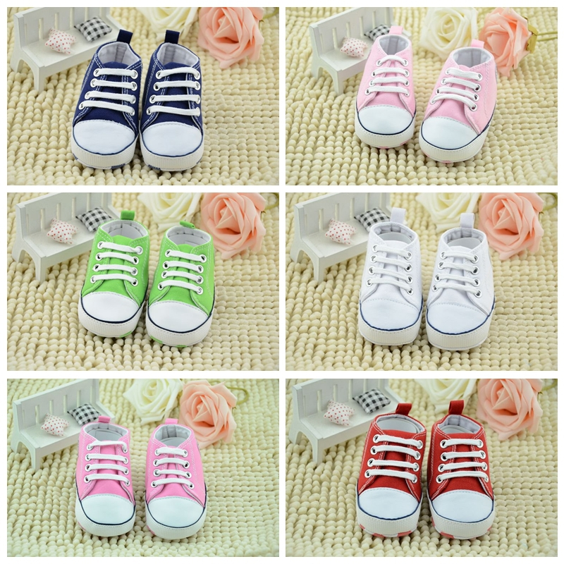 New Kids Baby Sports Shoes Boy Girl First Walkers Sneakers Infantil Bebe Soft Bottom Prewalker Shoes 0-1 Years(China (Mainland))