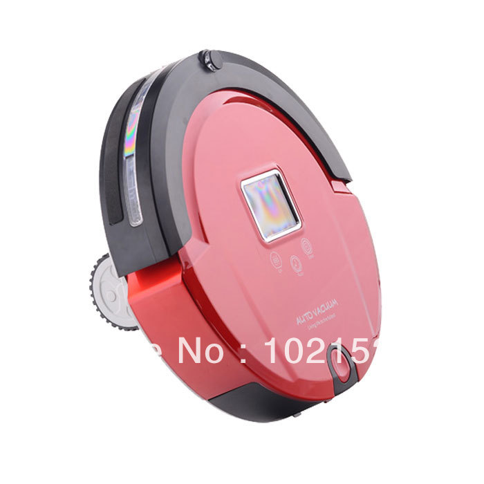 (Shipping to the world) Remote Controller Operate The Work Robotic A320 Self-adjiusting Auto Vacuum Cleaner(China (Mainland))