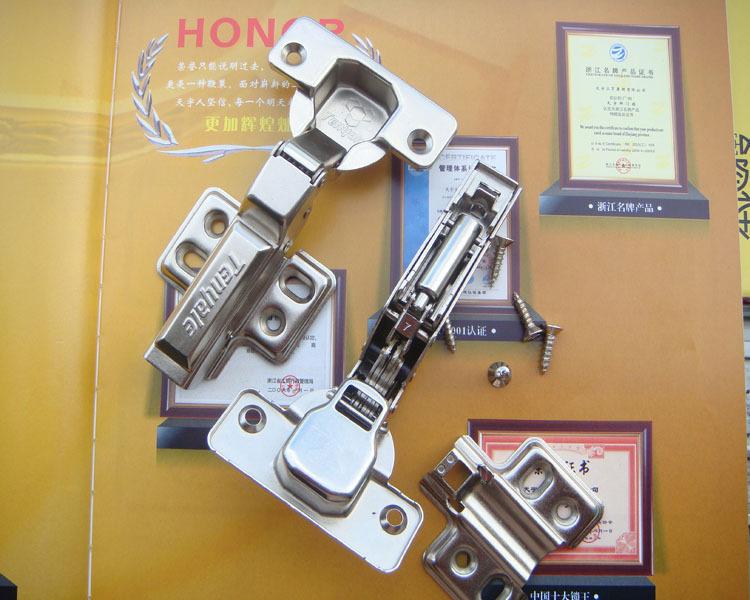 [Red crown] Sky 266 hydraulic quick damping hinge / buffer hinge / hydraulic hinge / Bending(China (Mainland))