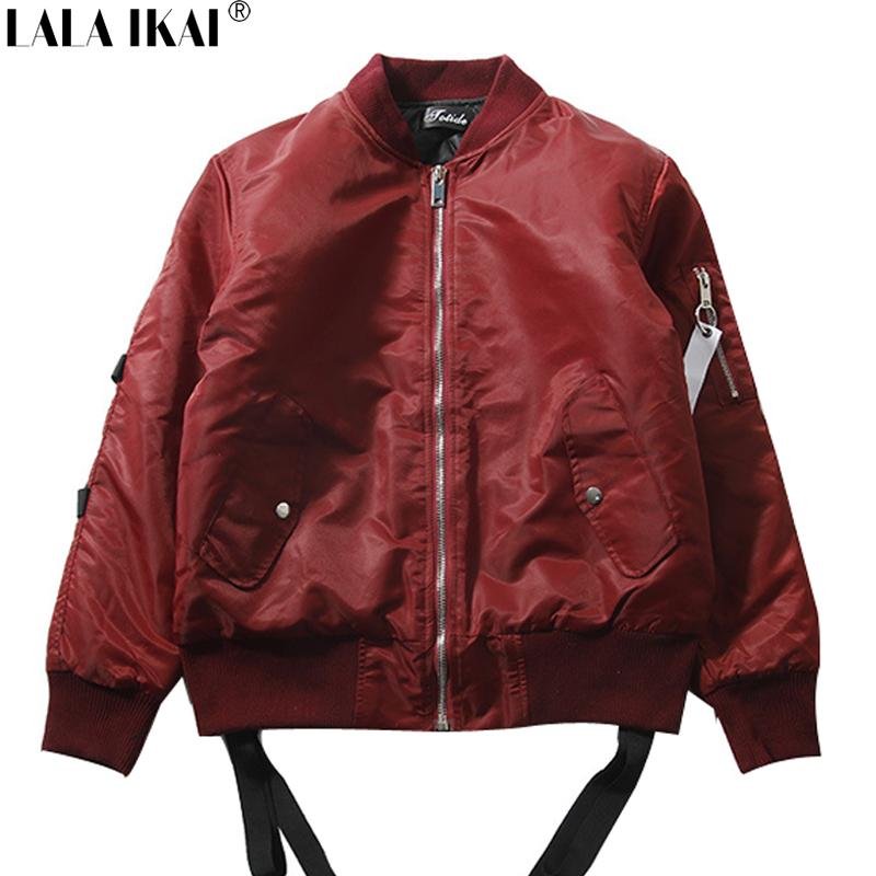 Solid Draped Ruban Men Jackets Hip Hop Kanye West Windbreaker MA1 Bomber Jacket Men Streetwear Brand Yeezy Jackets SMC0252-4.5