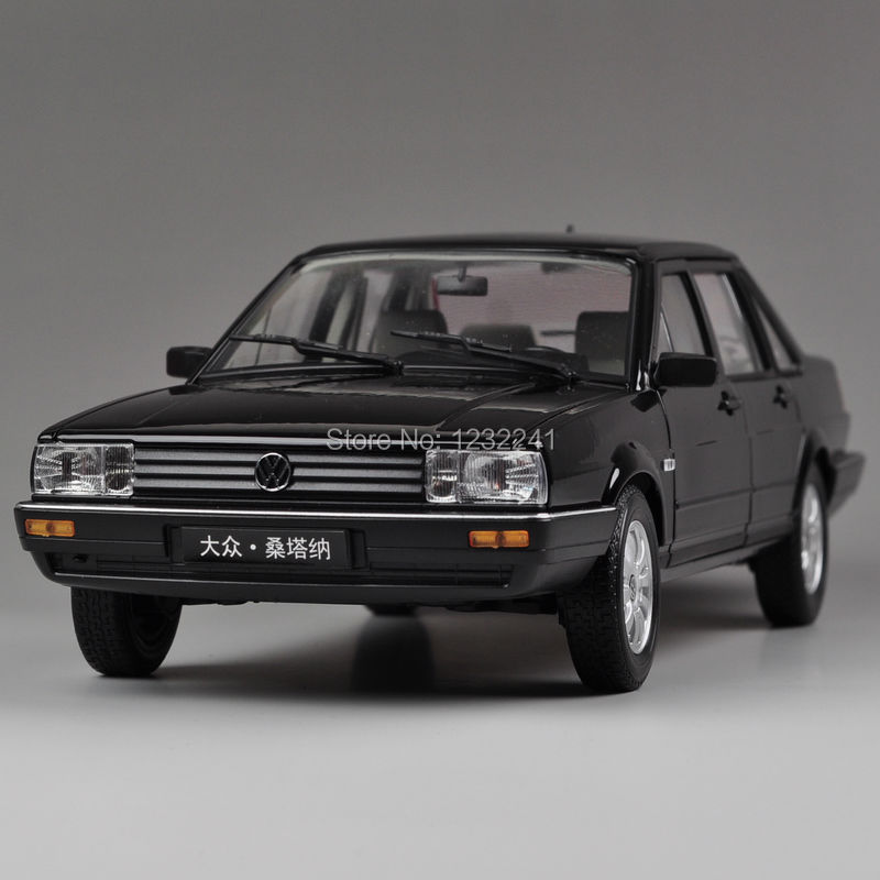 New Alloy model 1 :18 Black santana cars welly models diecast model car toys Gift for Children(China (Mainland))