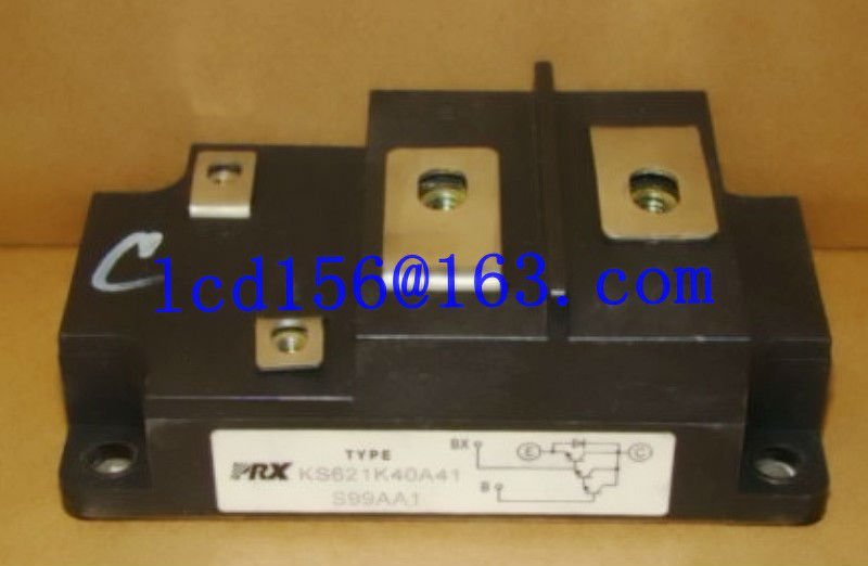 FREE SHIPPING FEDEX/DHL NEW KS621K40A41 POWEREX DARLINGTON TRANSISTOR(China (Mainland))