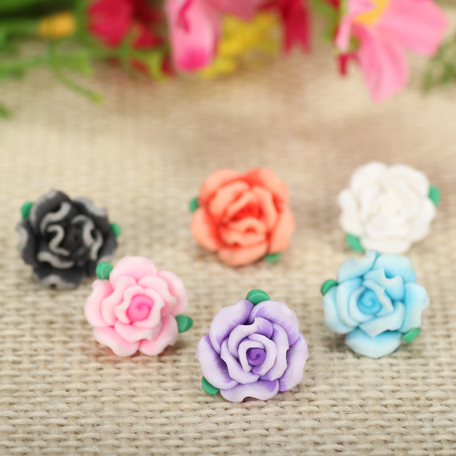 fimo flower earrings reviews online shopping fimo flower earrings reviews on. Black Bedroom Furniture Sets. Home Design Ideas