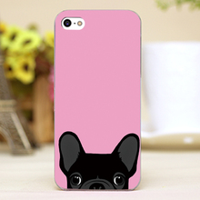 Boston Terrier-4 Design Customized transparent case cover cell mobile phone cases for Apple iphone 6 6plus hard shell