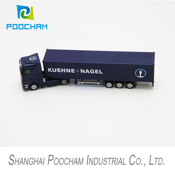 1 87 scale die casting metal toy truck model(China (Mainland))