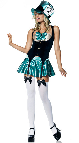 Free Shipping 2015 Halloween Tea party Sexy tea Party clothes Dance show stage show service Cosplay costumes MWS197(China (Mainland))