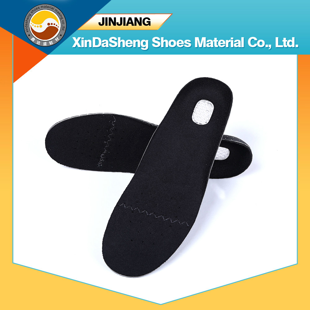 Gel shock absorption antistatic breathable hot selling soft EVA insole<br><br>Aliexpress