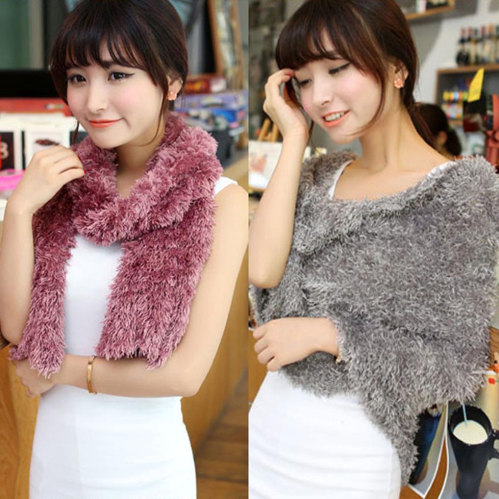 Fashion Best Price Womens Autumn Winter Soft Charcoal Fiber Magic Scarf Woolly Warm Scarf Shawl Wrap Scarves(China (Mainland))