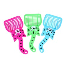 LS4G 2014 New Cat Dog Pet Poop Scoop Sieve Litter Animals Wastes Cleaning Plastic (China (Mainland))